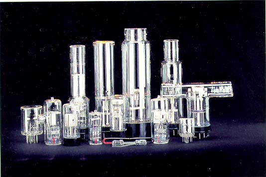 Deuterium Lamps